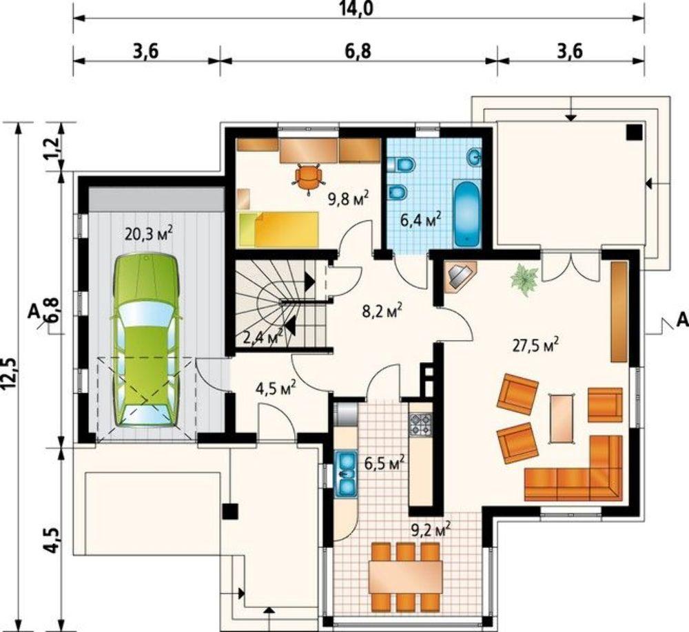 Проект AM-3010 план