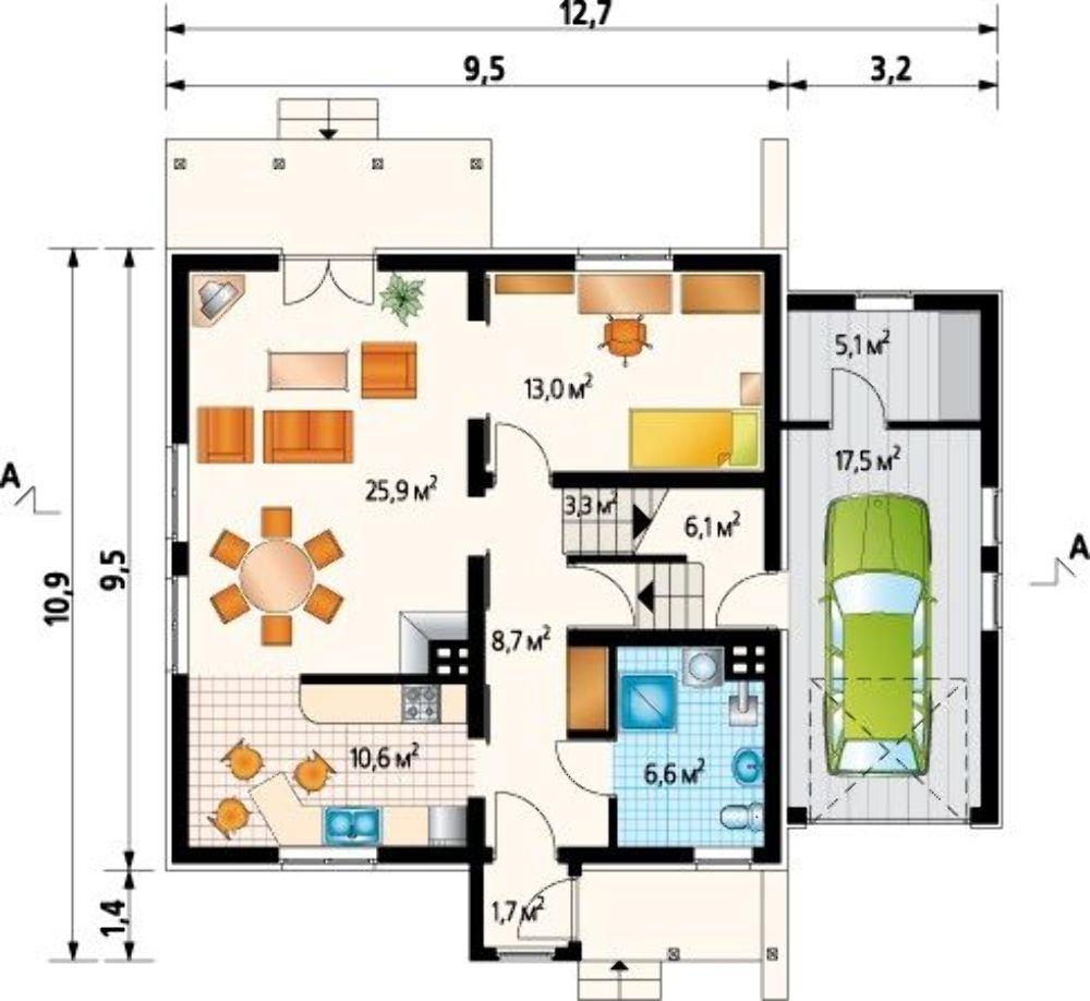 Проект AM-3014 план