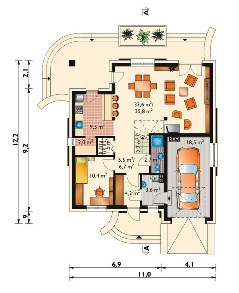 Проект AM-3045 план