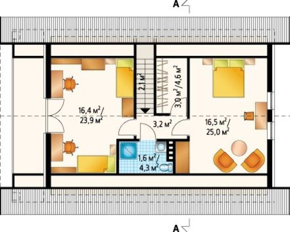 Проект AM-3133 план