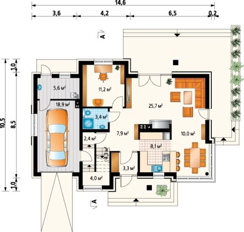 Проект AM-3143 план