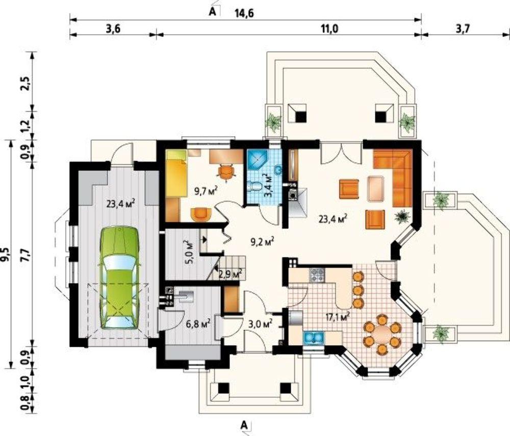 Проект AM-3156 план