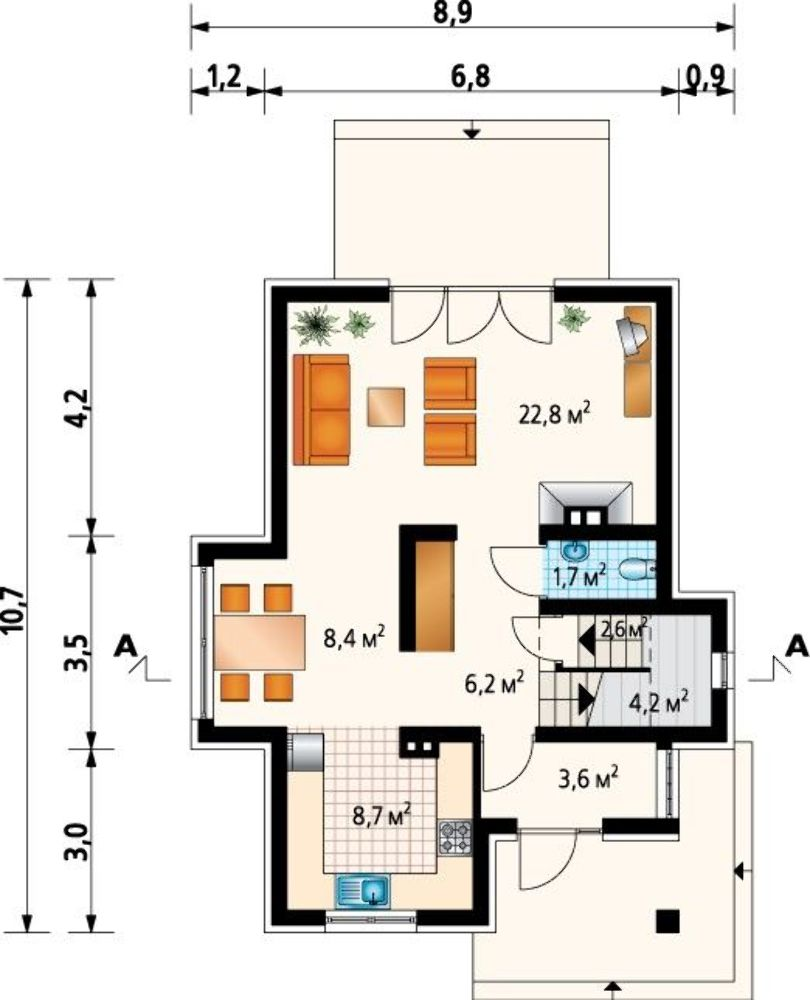 Проект AM-3163 план