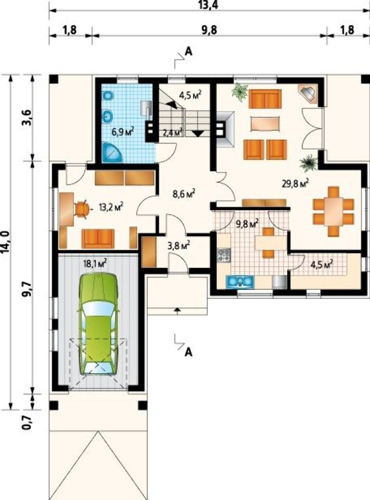 Проект AM-3216 план