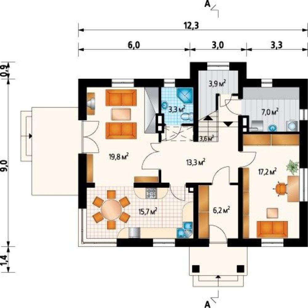 Проект AM-3295 план