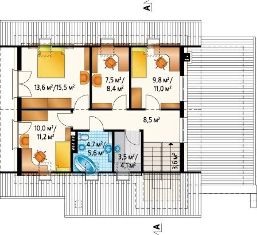 Проект AM-3460 план