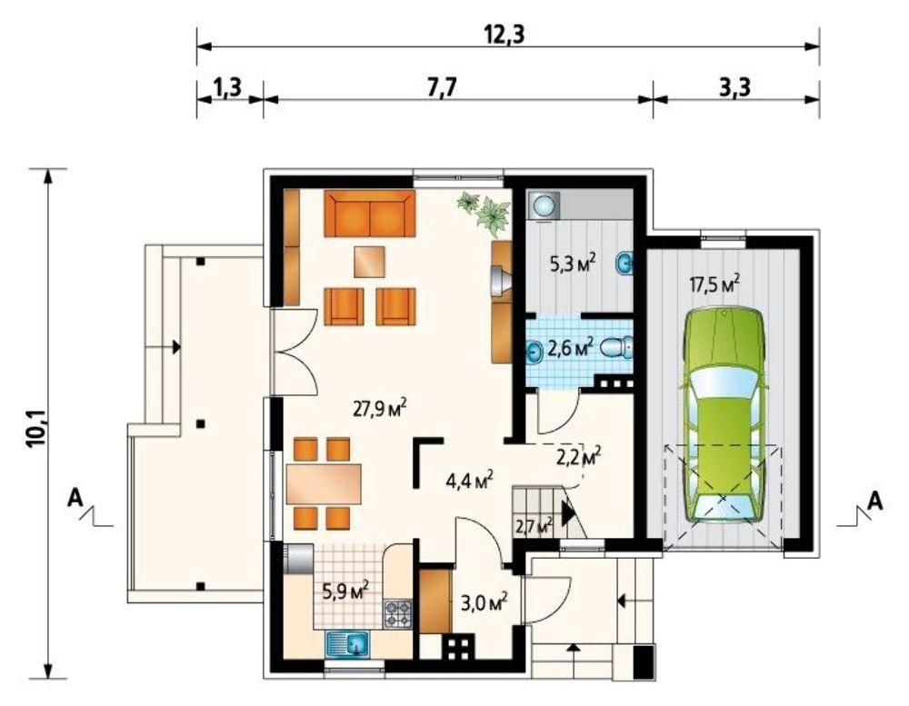 Проект AM-3512 план