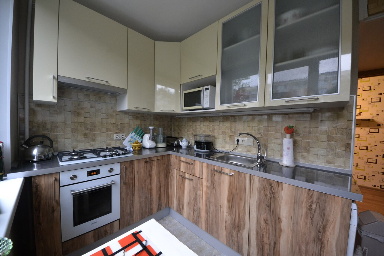 фото кухонь в домах 504 серии