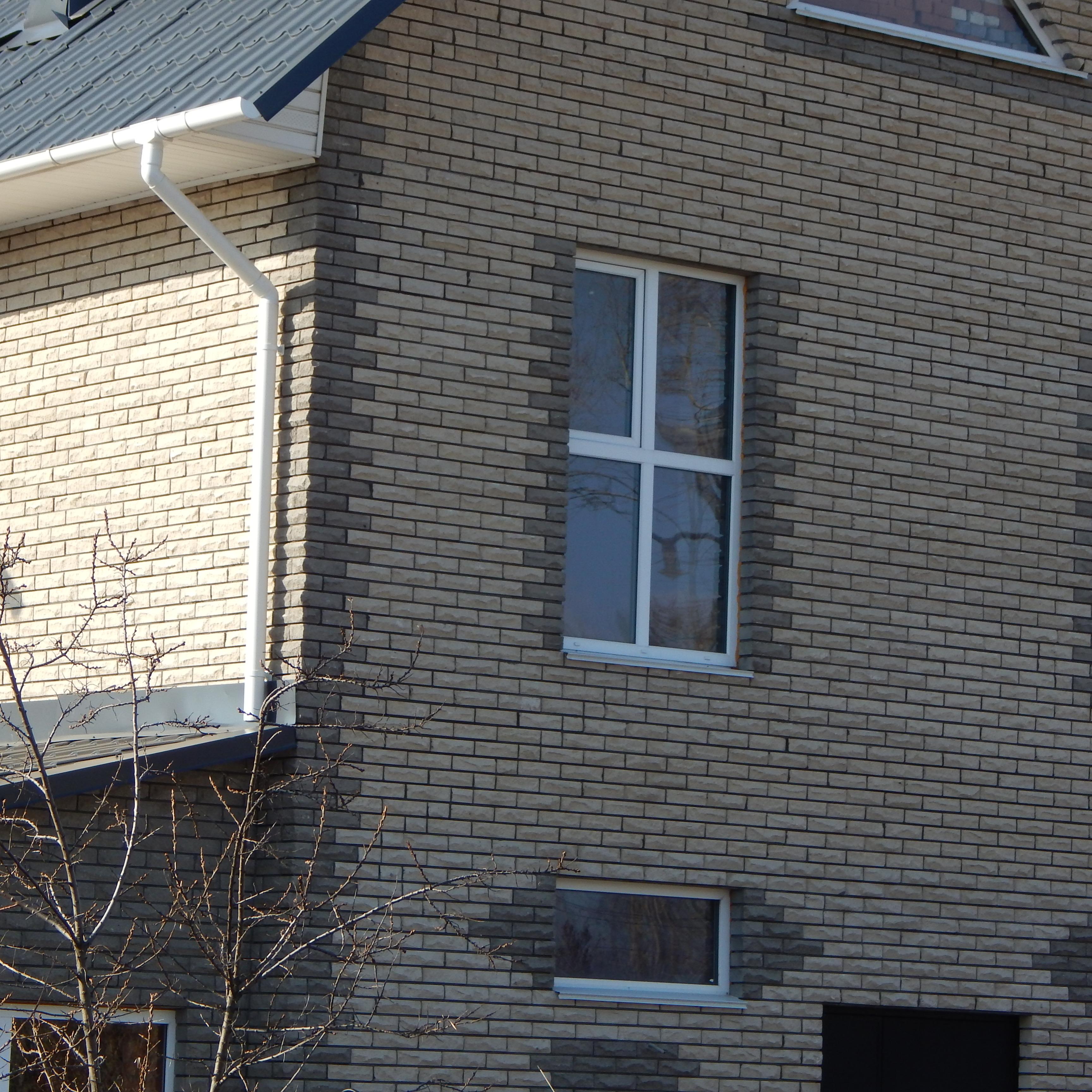 Готовый проект коттеджа 212 м2 / Артикул FP3 фасад