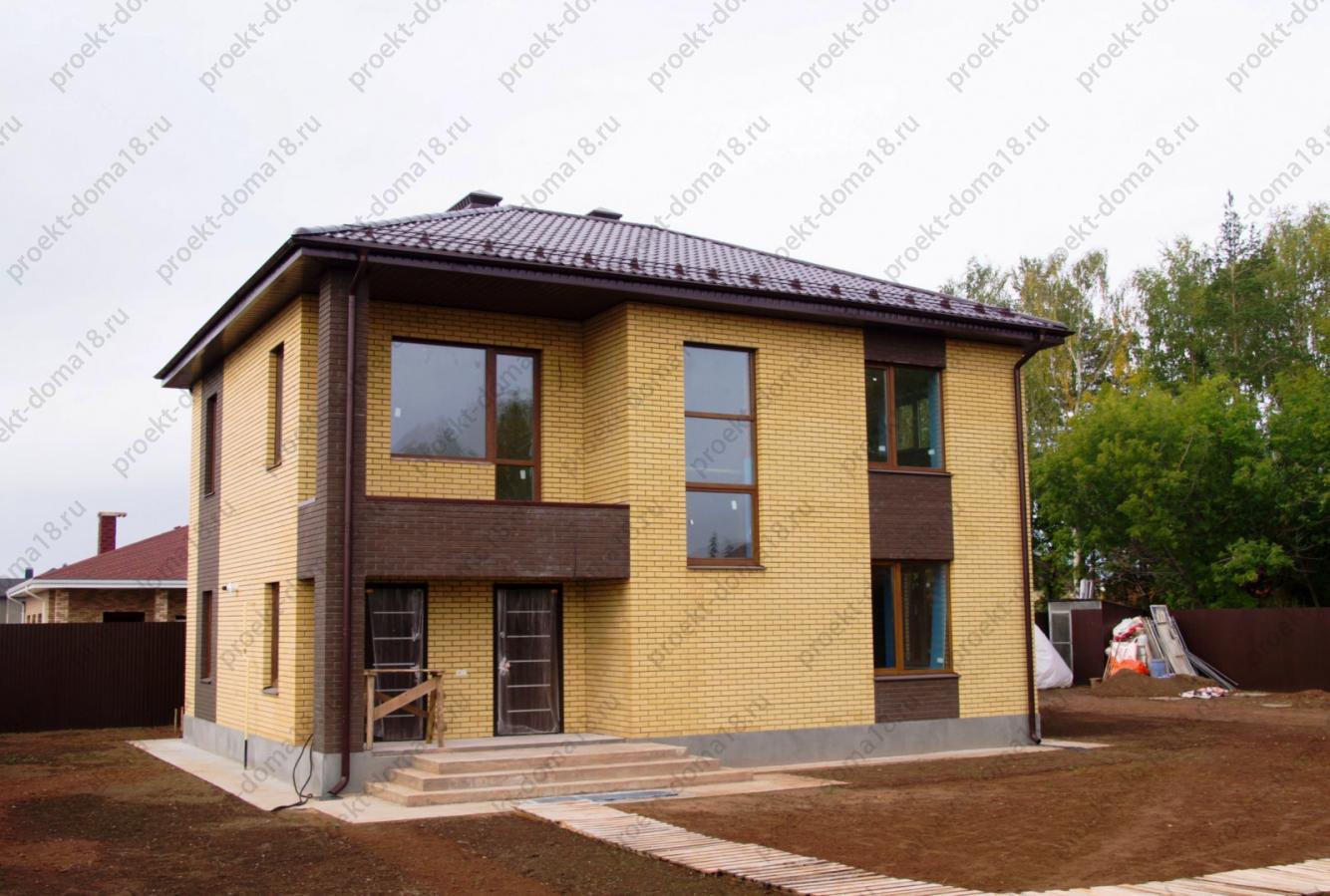 Проект К-06-14 фасад