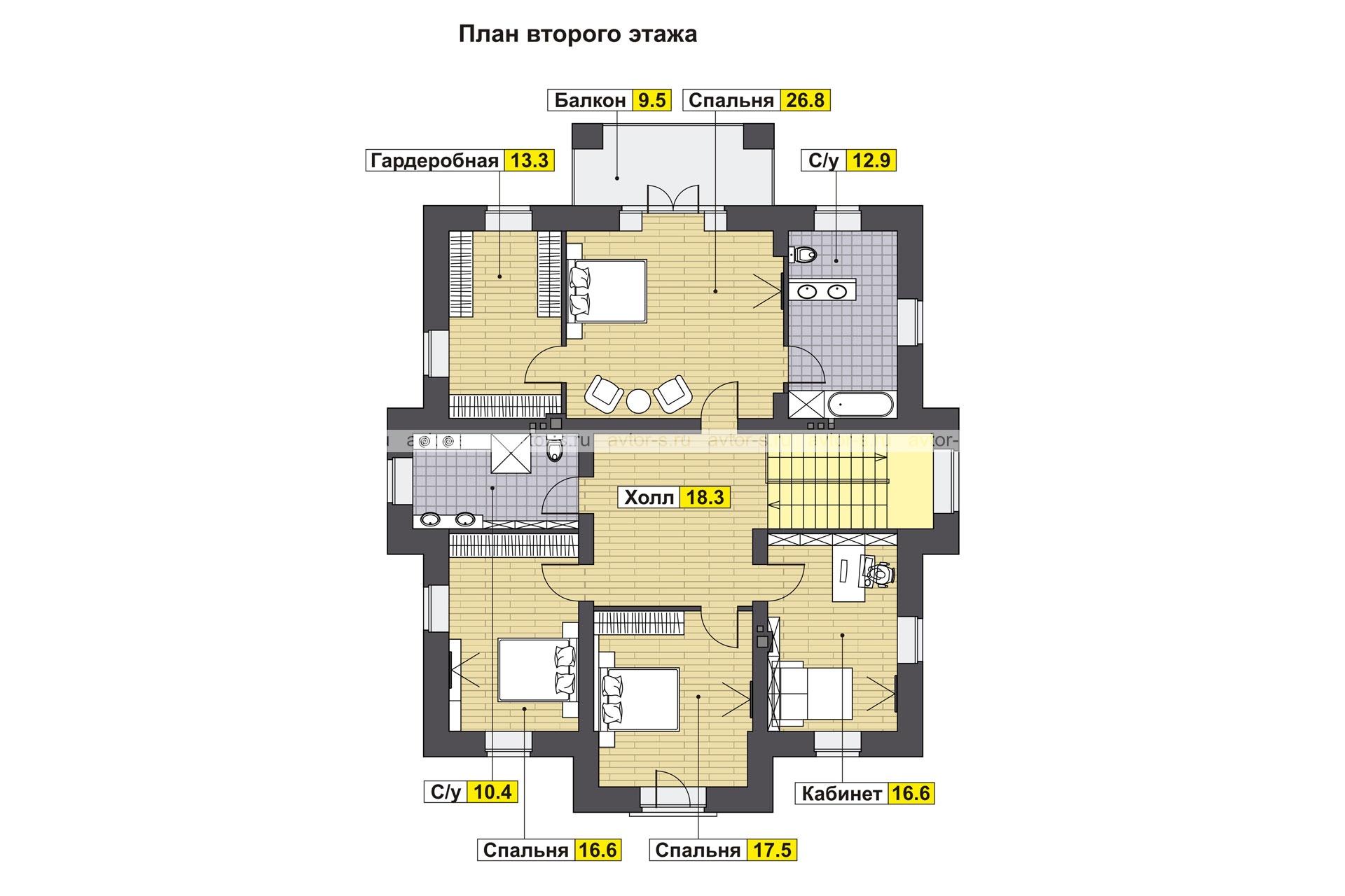 AV306 план