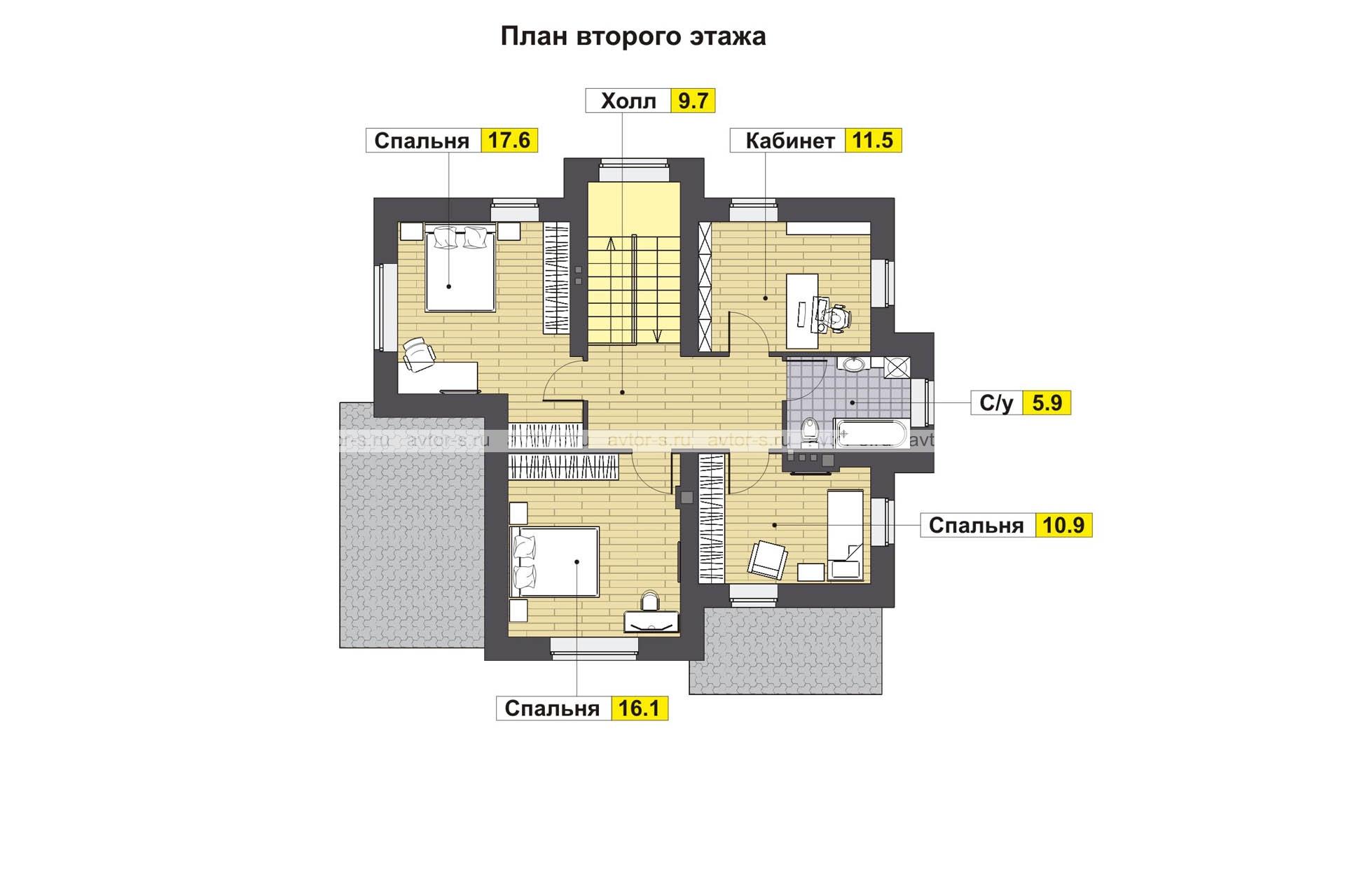 AV312 план