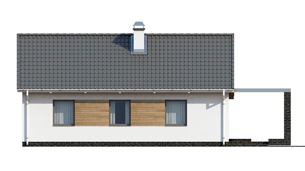 Проект AM-139 фасад