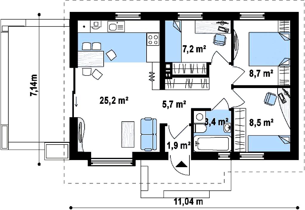 Проект AM-139 план