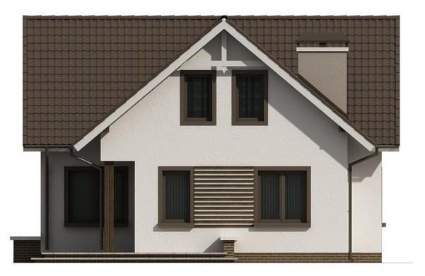 Проект AM-043 фасад