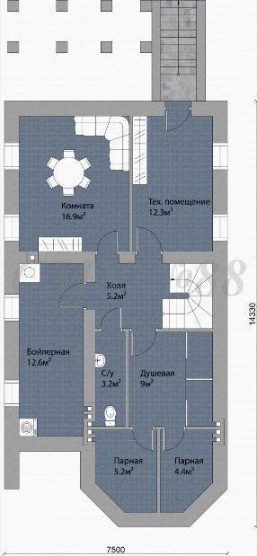 Проект 16.2016 АС план