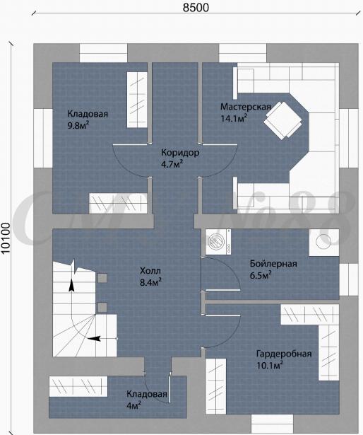 Проект 03.2015 АС план