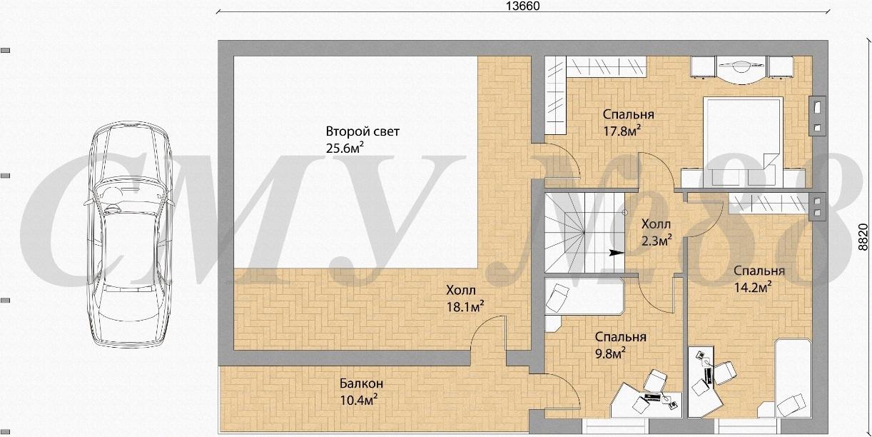 Проект 25.2014 АС план