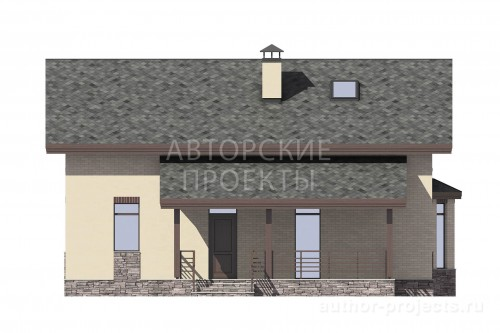 AV313 фасад