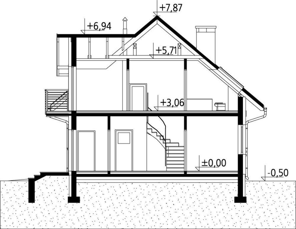 Проект АМ-3680 план