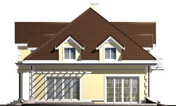 Проект АМ-434 фасад