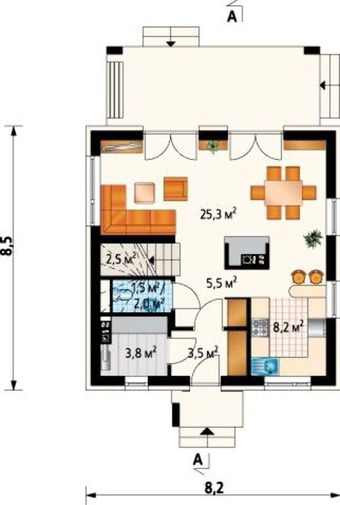 Проект АМ-3547 план