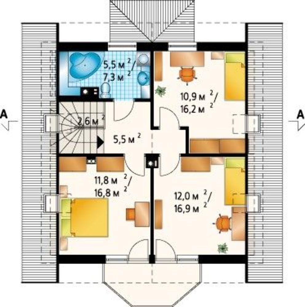 Проект АМ-3667 план