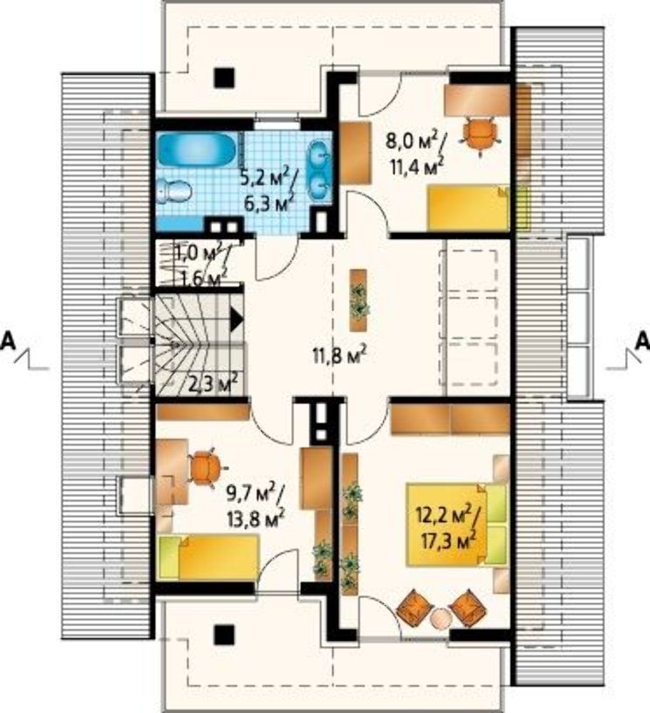 Проект АМ-3679 план