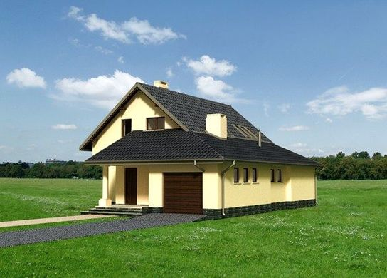 Проект АМ-3706 фасад