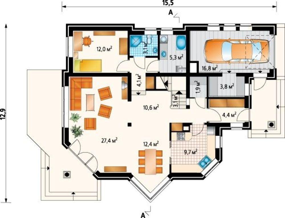 Проект АМ-3706 план