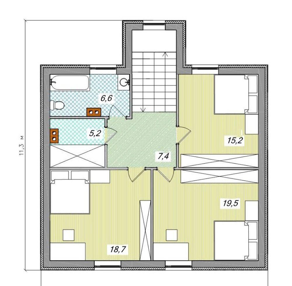 Проект АМ-4701 план