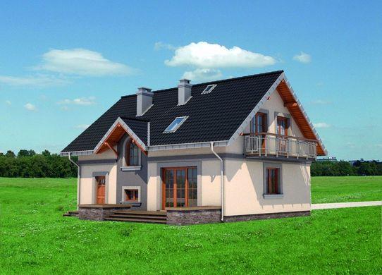 Проект АМ-30285 фасад
