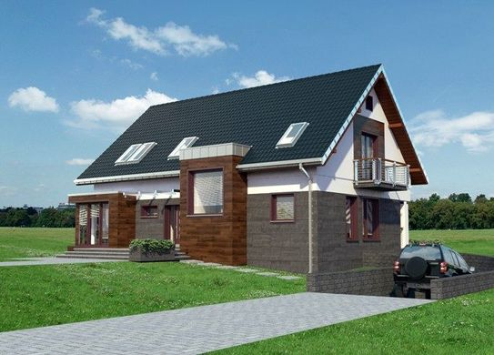 Проект АМ-32716 фасад