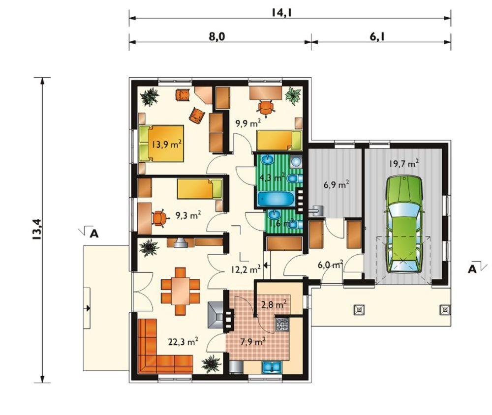 Проект АМ-37535 план
