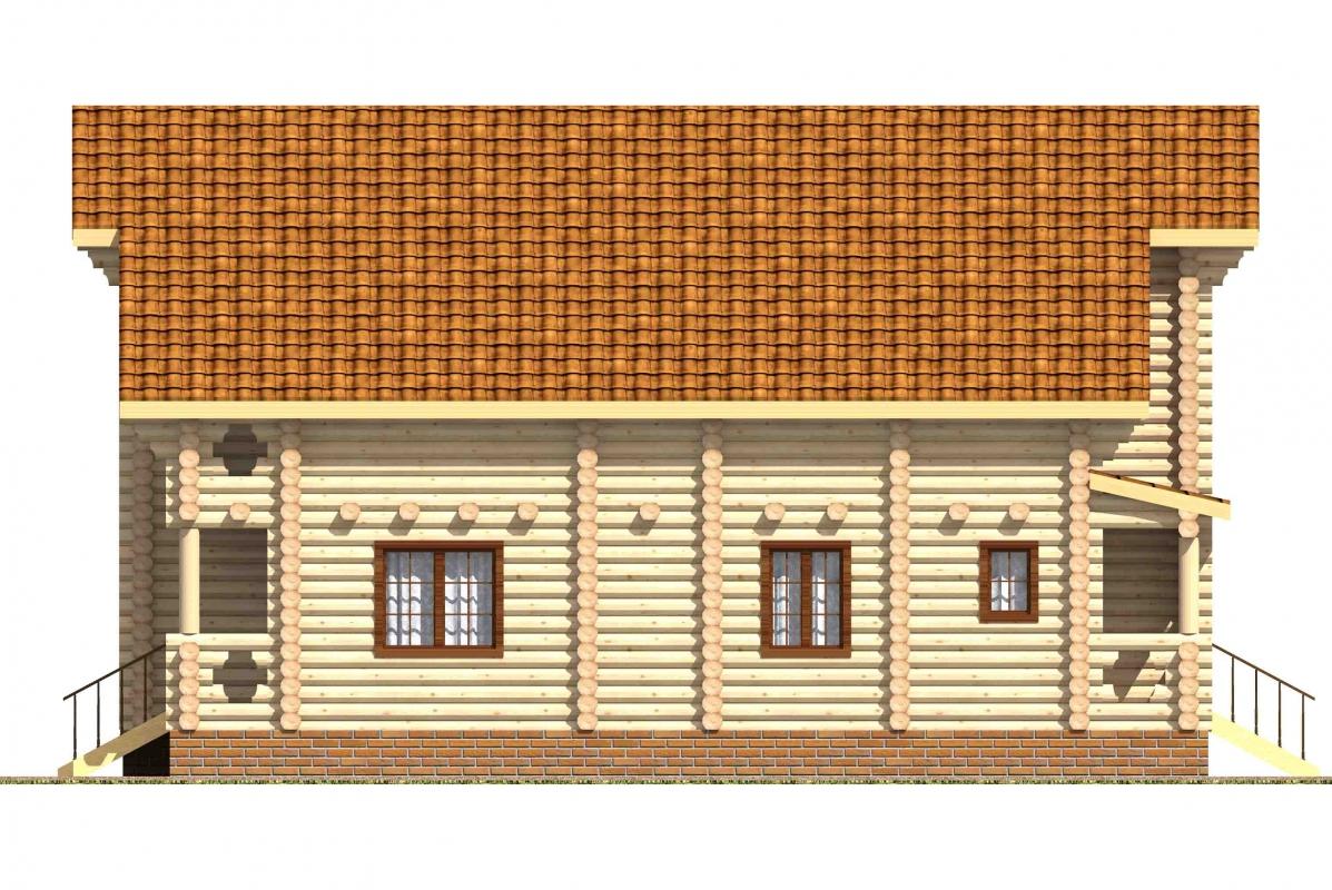 Проект AM-2012 фасад