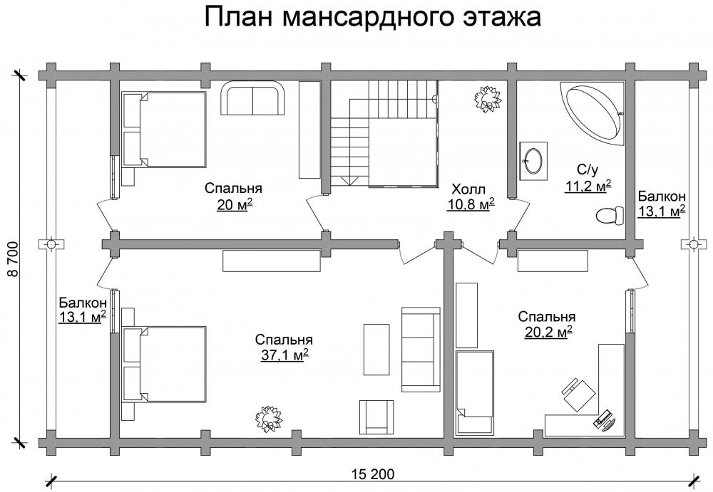 Проект AM-2028 план