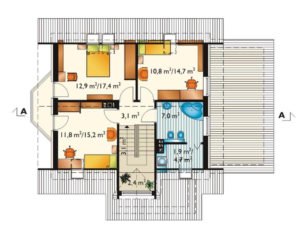 Проект AM-3402 план