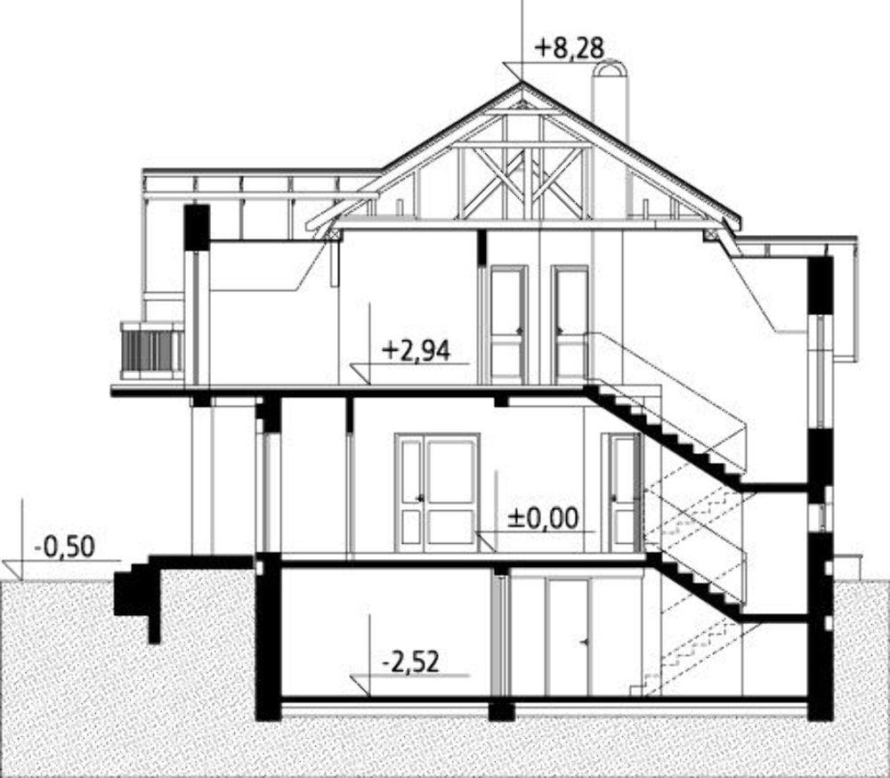Проект АМ-3403 план