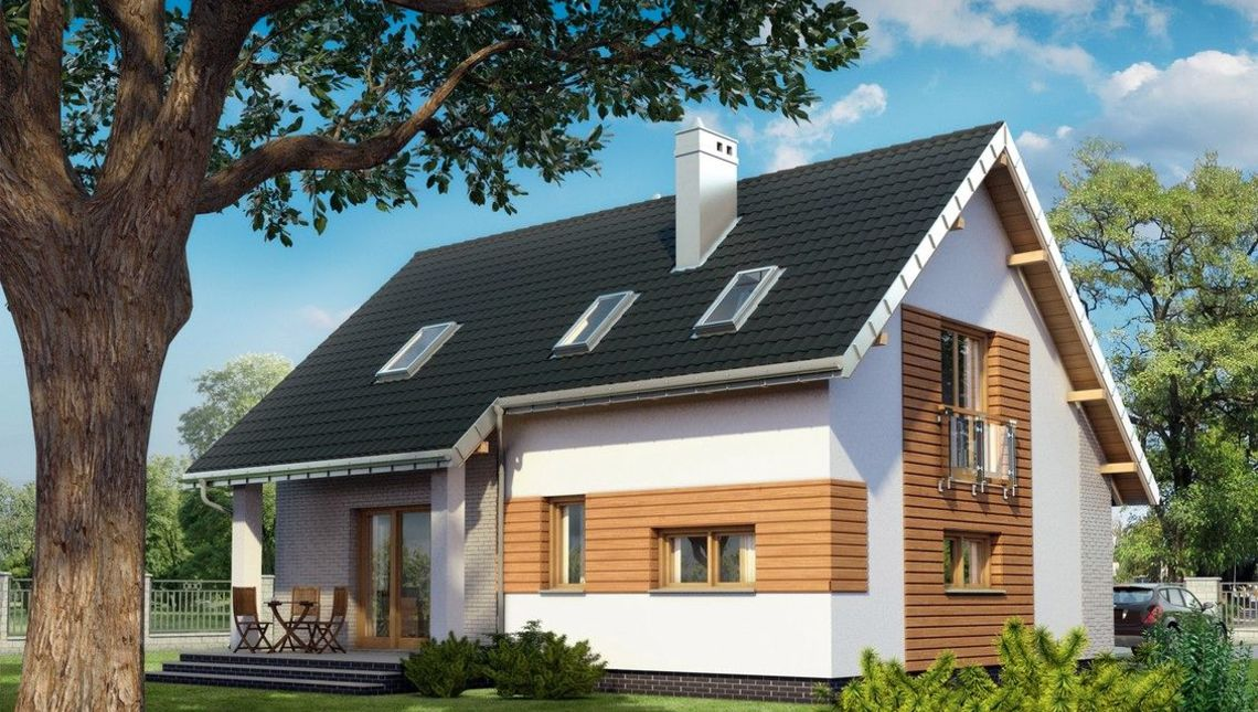 Проект АМ-3462 фасад
