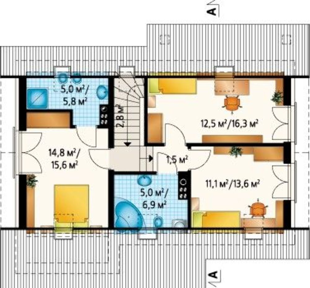 Проект АМ-3462 план