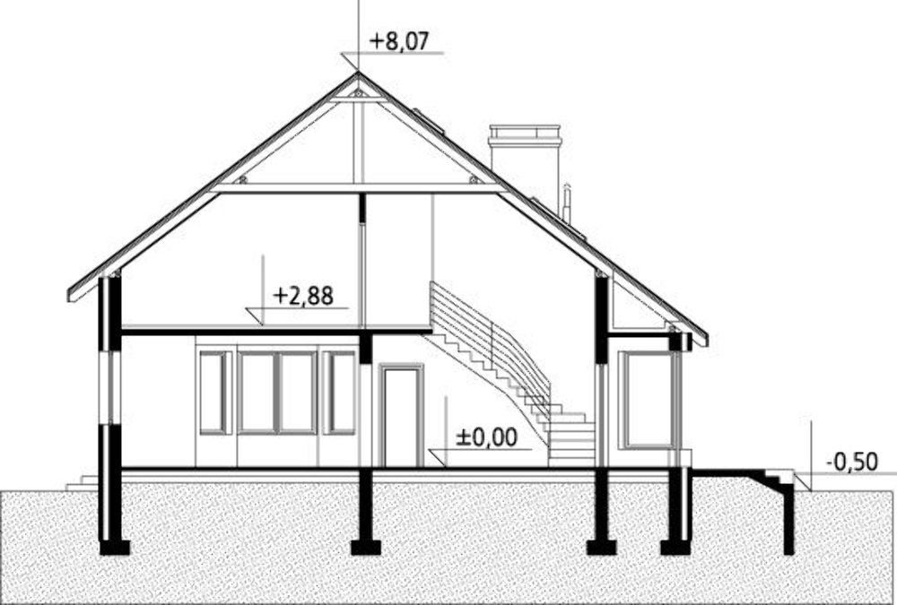 Проект АМ-3675 план