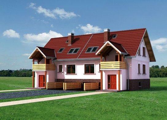 Проект АМ-3799 фасад