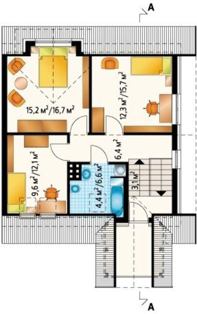 Проект АМ-3799 план