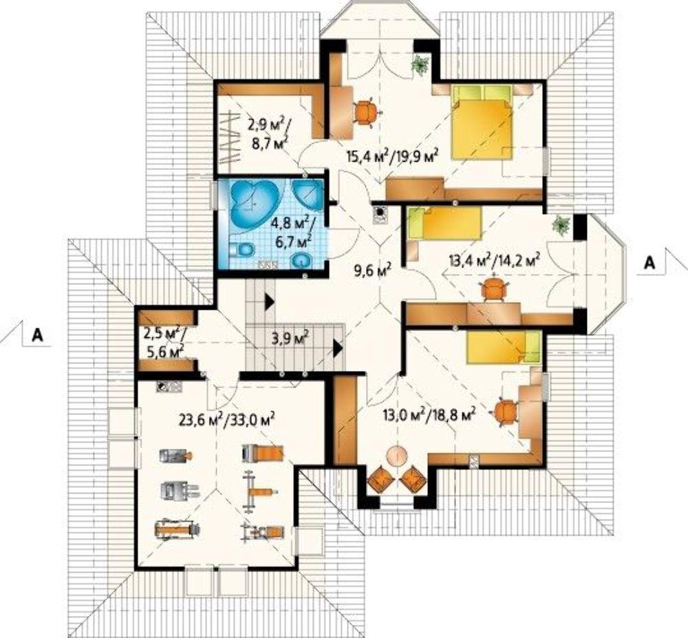 Проект АМ-3790 план