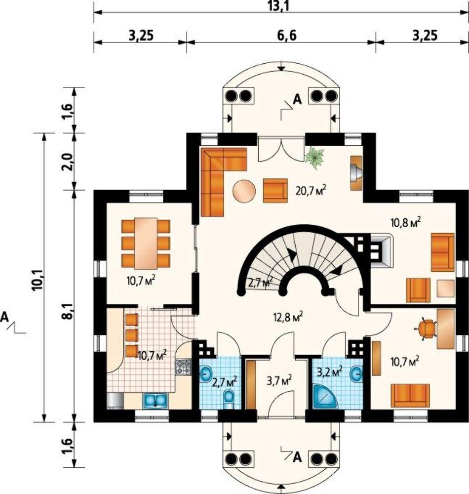 Проект АМ-3732 план