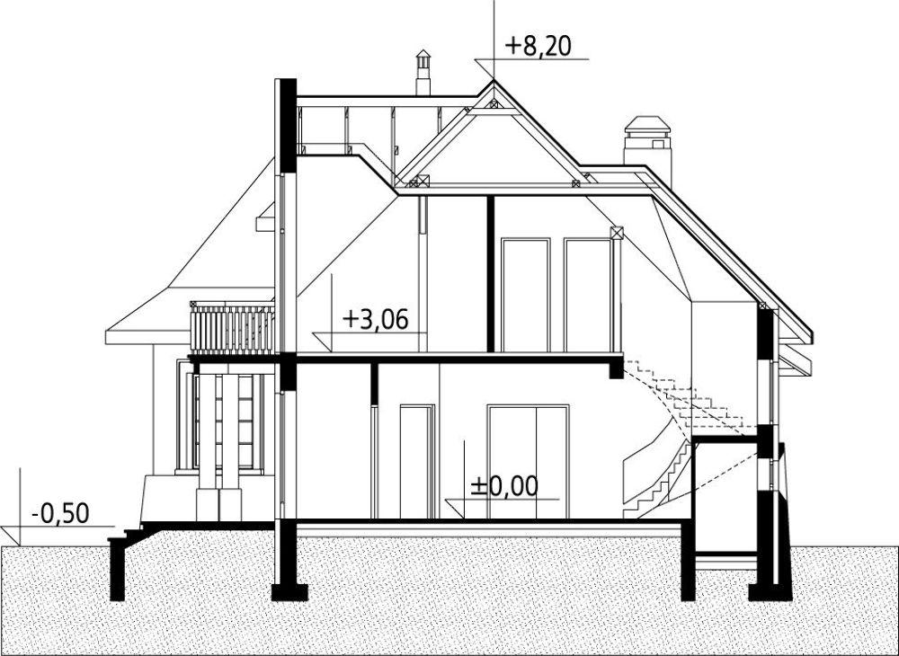Проект АМ-3636 план