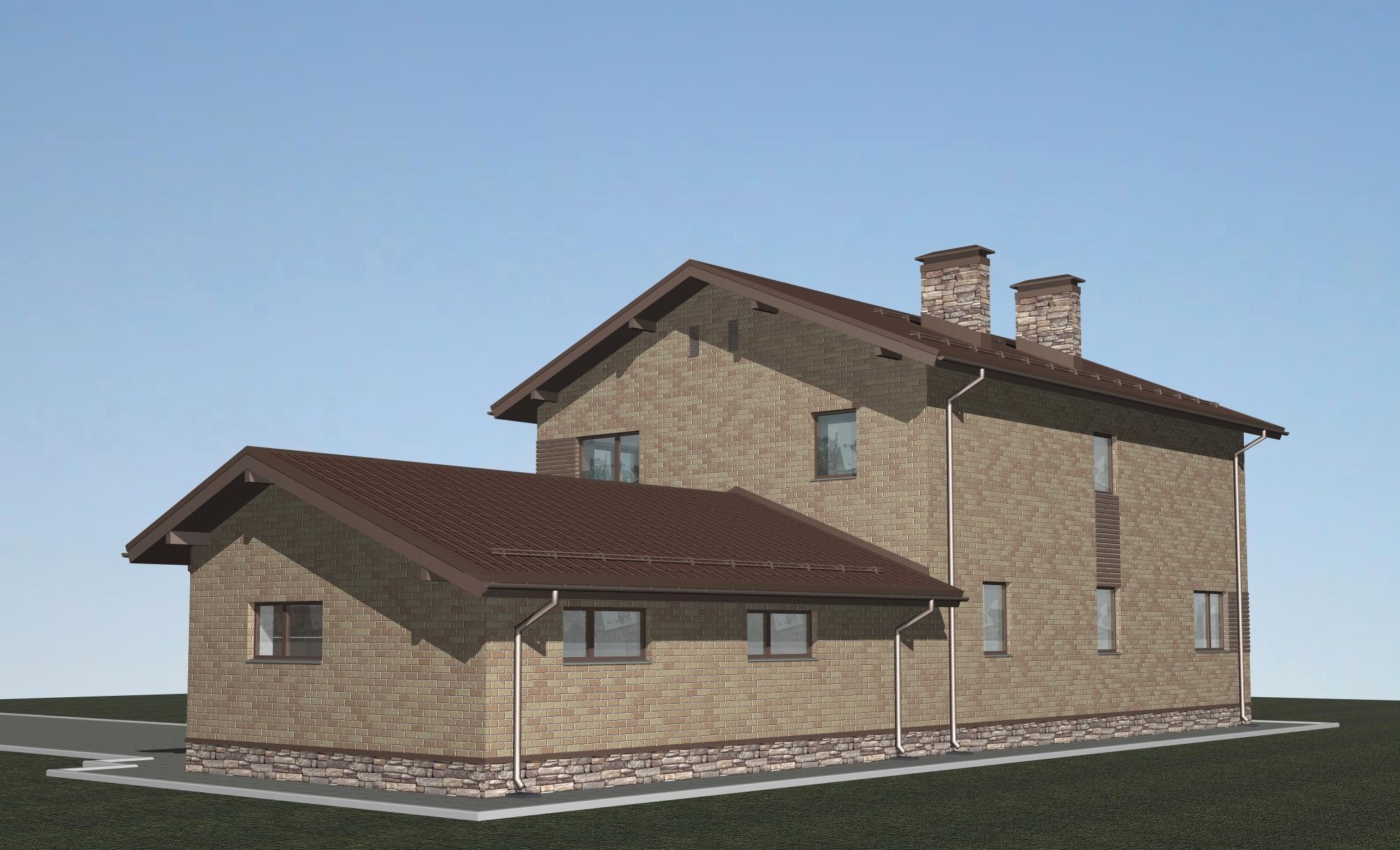 Проект К-06-15 фасад