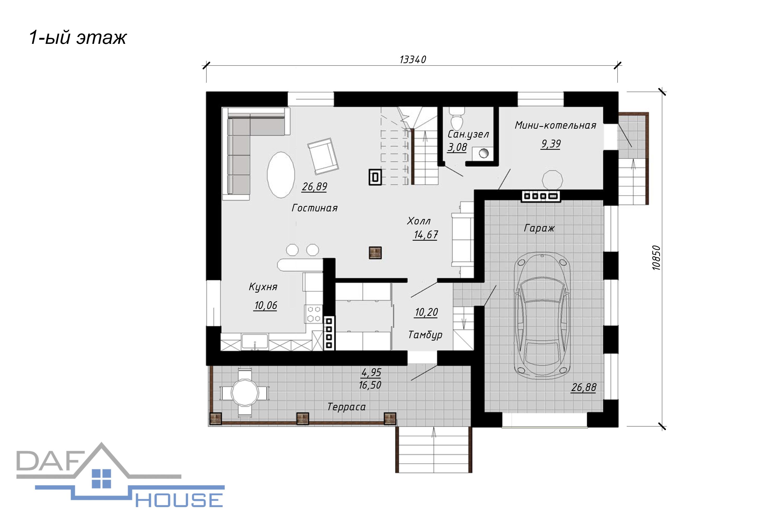Проект В5134 план