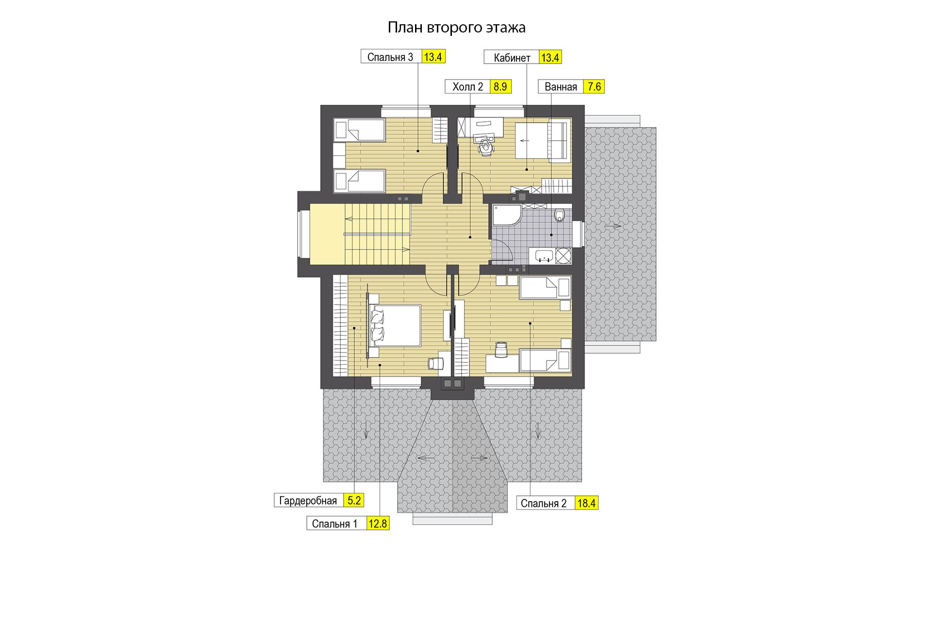Проект AV322 план