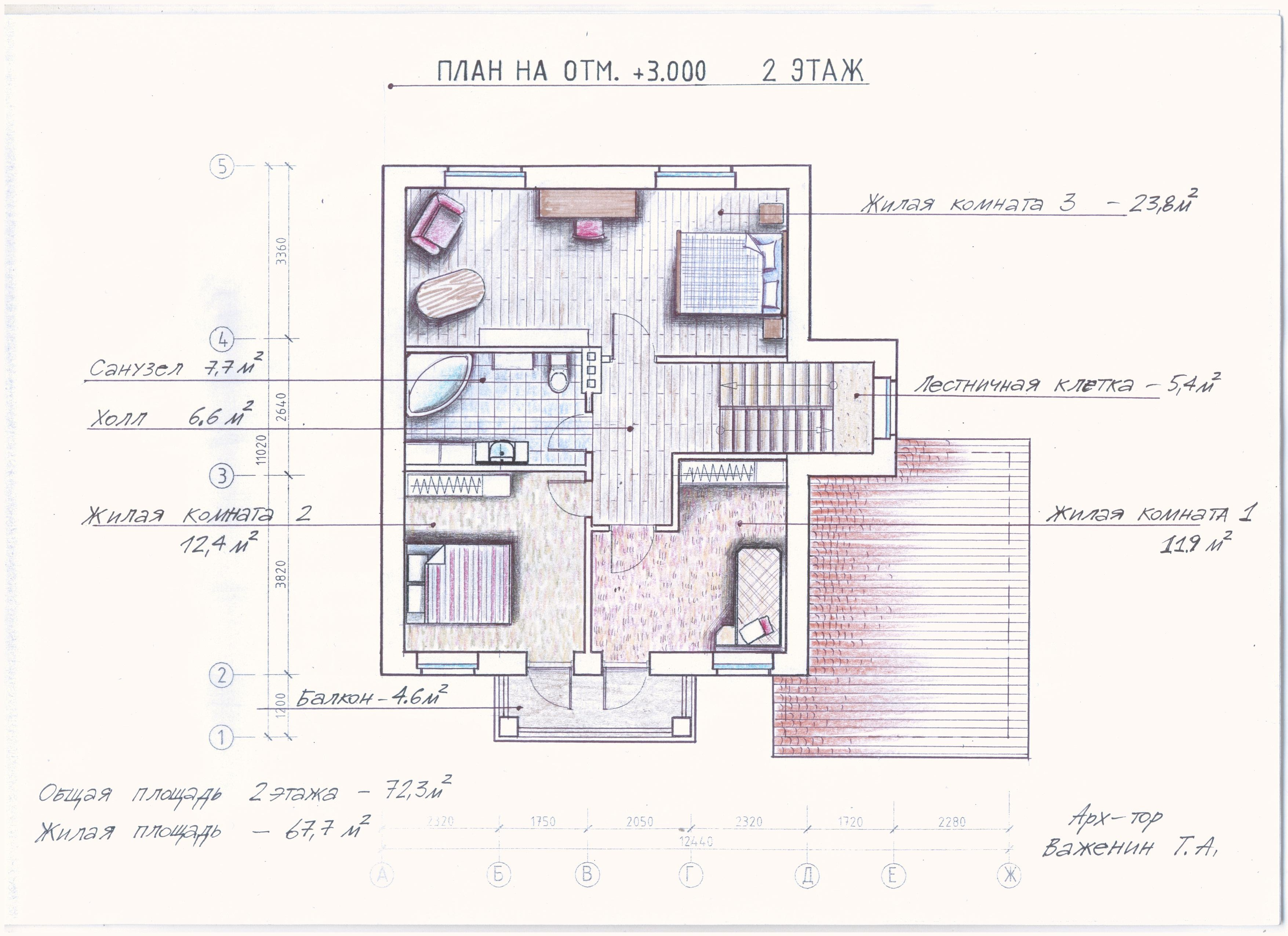 "Проект ""Иж-323"" план"